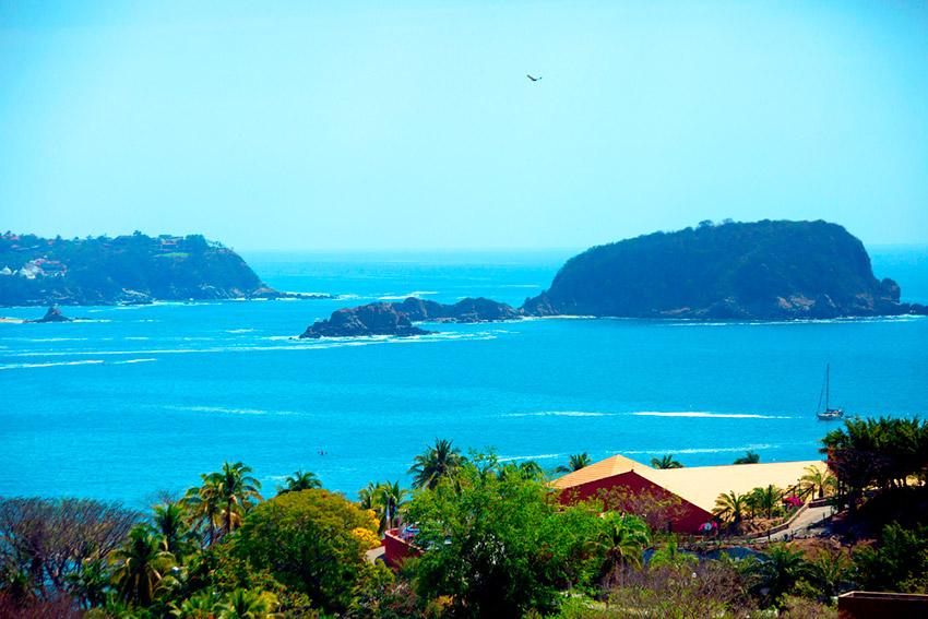 Lugares imprescindibles de las Bahías de Huatulco que debes visitar en tu viaje