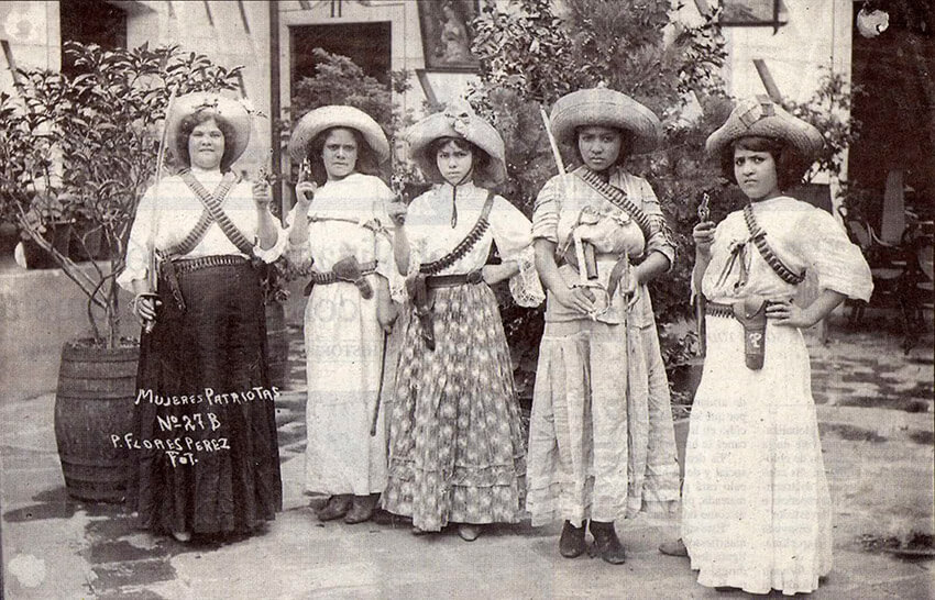 5 cosas que proceden de la Revolución Mexicana