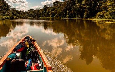 5 maneras de explorar el Río Amazonas profundamente