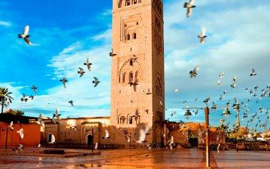 5 razones para viajar a Marrakech en invierno