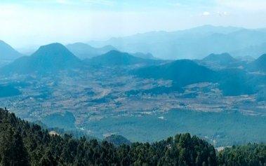 Descubre los volcanes de México que siguen activos