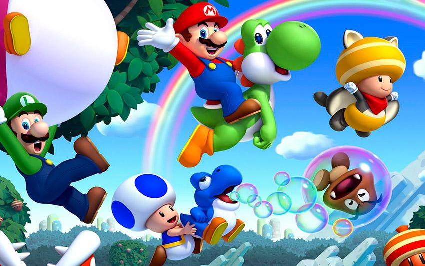 El Parque de Nintendo y Mario Bros ya está en marcha
