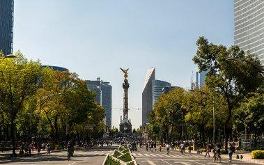 La Mexicana, un nuevo parque en Ciudad de México