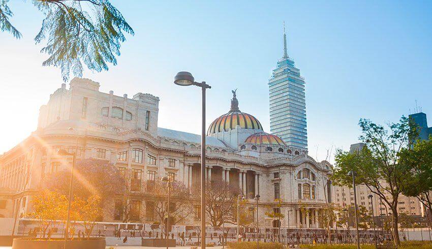 Los 10 lugares más instagrameados de México