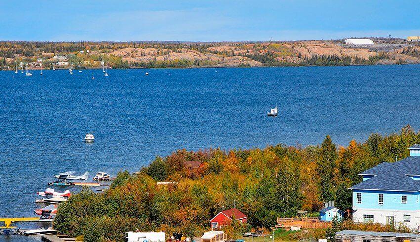 Los lagos más grandes del planeta