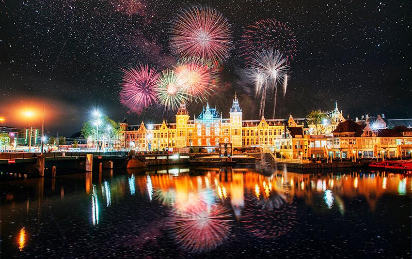 Los mejores lugares del mundo para celebrar la Nochevieja