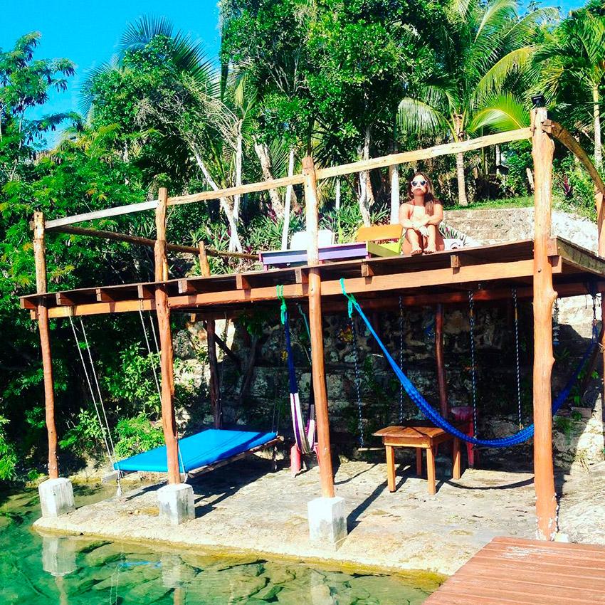 Pasa unas vacaciones maravillosas en estos hoteles de Bacalar