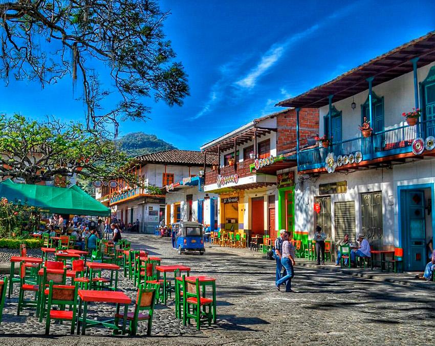 Pueblos Mágicos cerca de Medellín que tienes que descubrir
