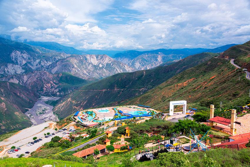 Descubre estos lugares de Colombia para visitar con niños