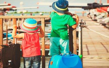 Viajes que pueden traer los Reyes Magos para los más pequeños