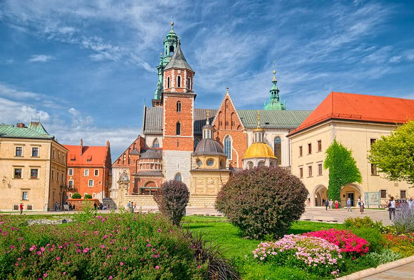 Ciudad de Polonia, una de las cosas que ha hecho un auténtico viajero