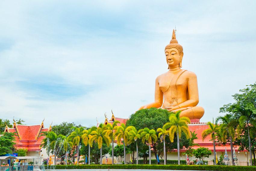 Buda de Oro, una de las cosas que ha hecho un auténtico viajero
