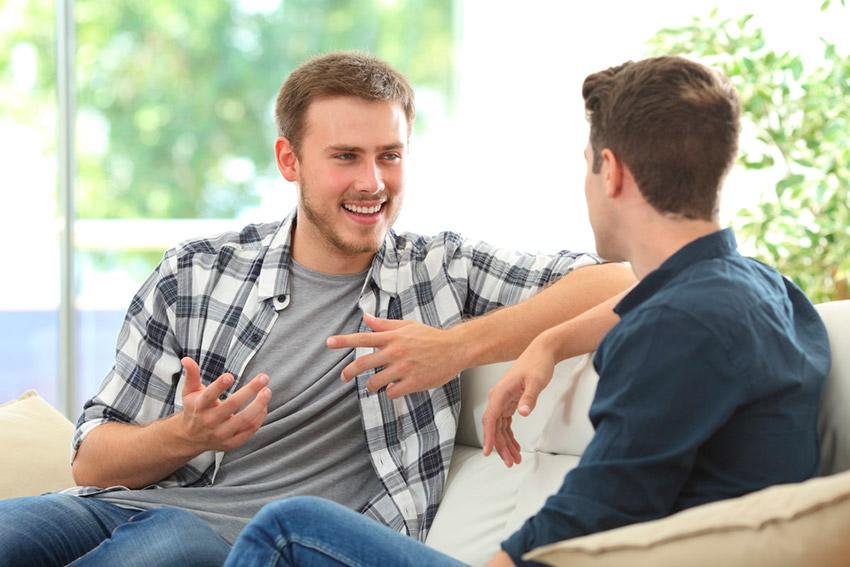 Comunicarse con gestos, una de las cosas que ha hecho un auténtico viajero