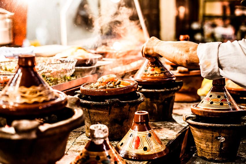 Alimentos tradicionales, una de las cosas que ha hecho un auténtico viajero