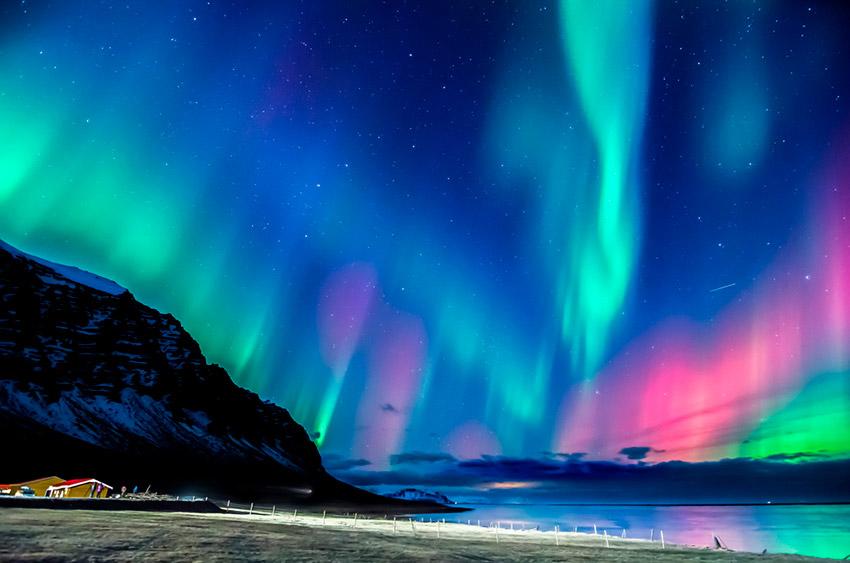 Aurora Boreal, una de las cosas que ha hecho un auténtico viajero