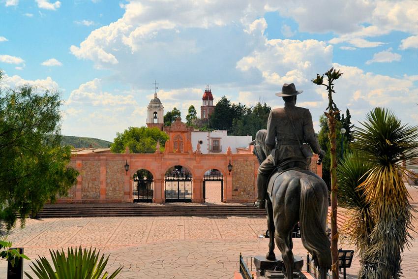 Zacatecas, un lugar para celebrar San Valentín en México
