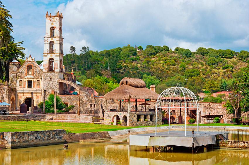 Hidalgo, un lugar para celebrar San Valentín en México