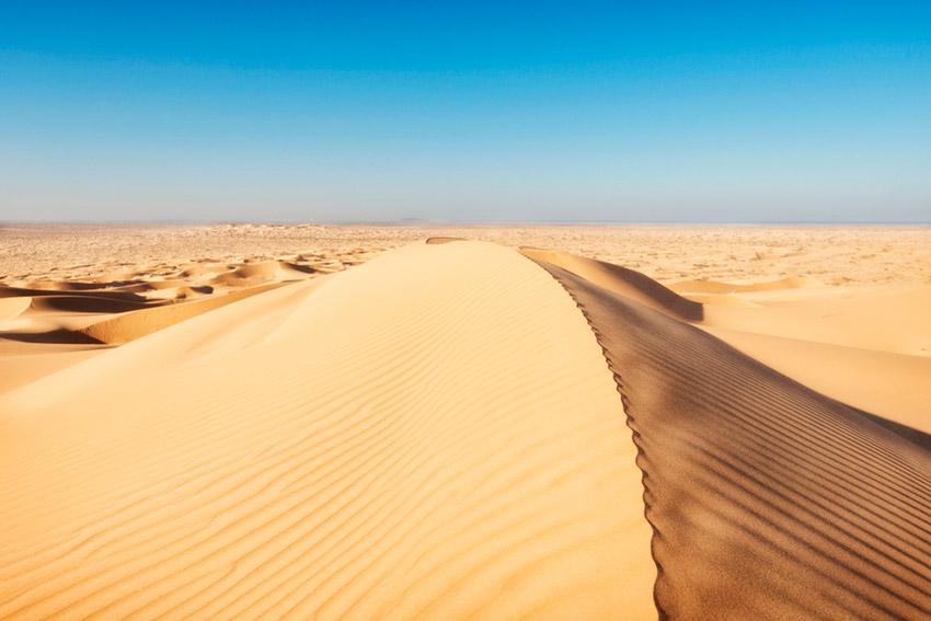 Gran Desierto de Altar, uno de lugares atípicos de México
