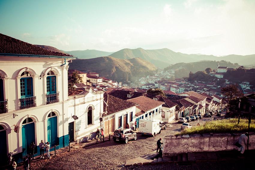 Ouro Preo, uno de los destinos en Latinoamérica antes de los 30