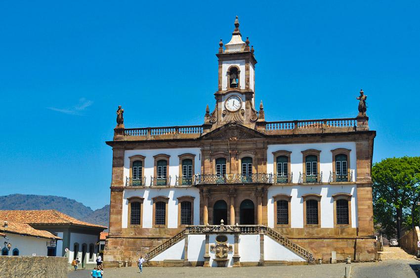 Ouro Preto, uno de los destinos en Latinoamérica antes de los 30