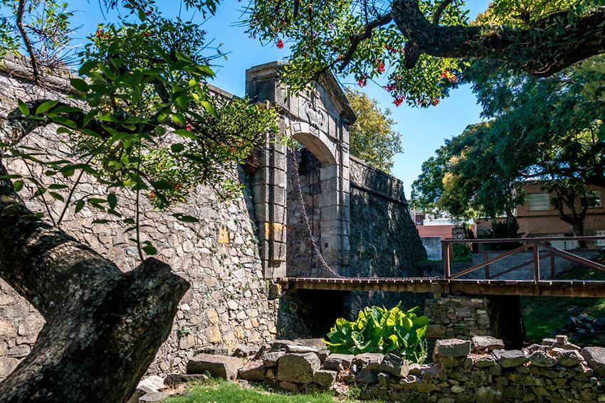 Colonia del Sacramento, uno de los destinos en Latinoamérica antes de los 30