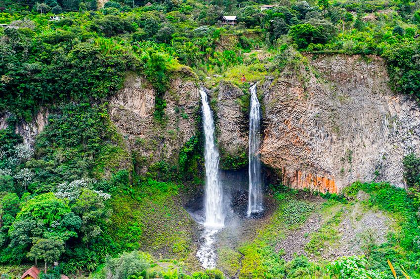 Baños, uno de los destinos en Latinoamérica antes de los 30