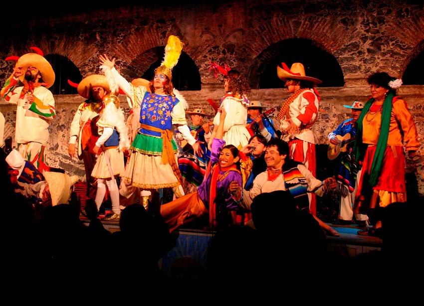 Pastorela, uno de los eventos de México