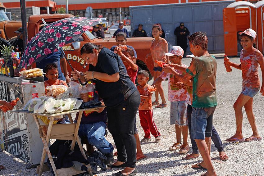 La Pintadera,uno de los eventos de México
