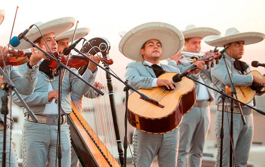 Festival Internacional del Mariachi, uno de los eventos de México