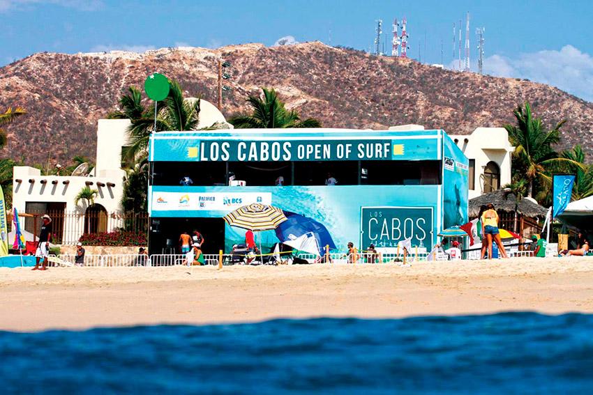 Abierto de Surf, uno de los eventos de México