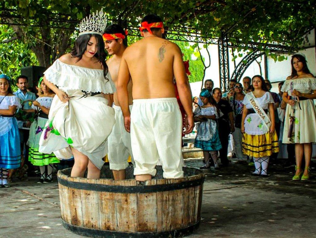 Vendimia de Parras, uno de los eventos de México