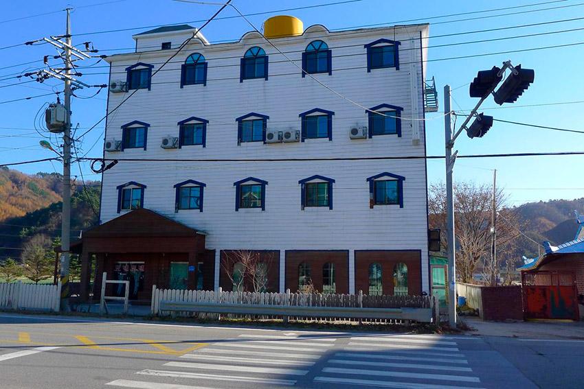 California Motel, uno de los hoteles para los Juegos Olímpicos de Invierno
