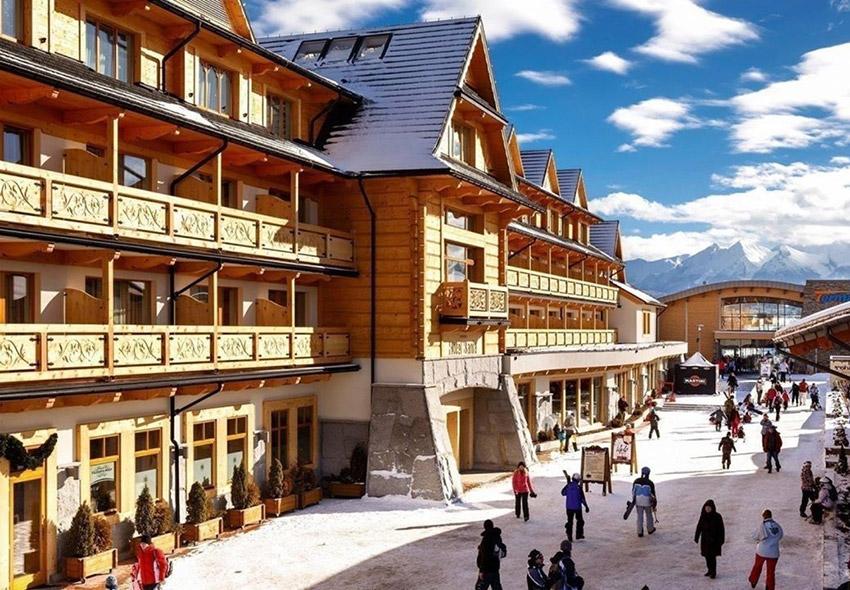 Hotel Intercontinental Alpensia Pyeongchang Resort, uno de los hoteles para los Juegos Olímpicos de Invierno