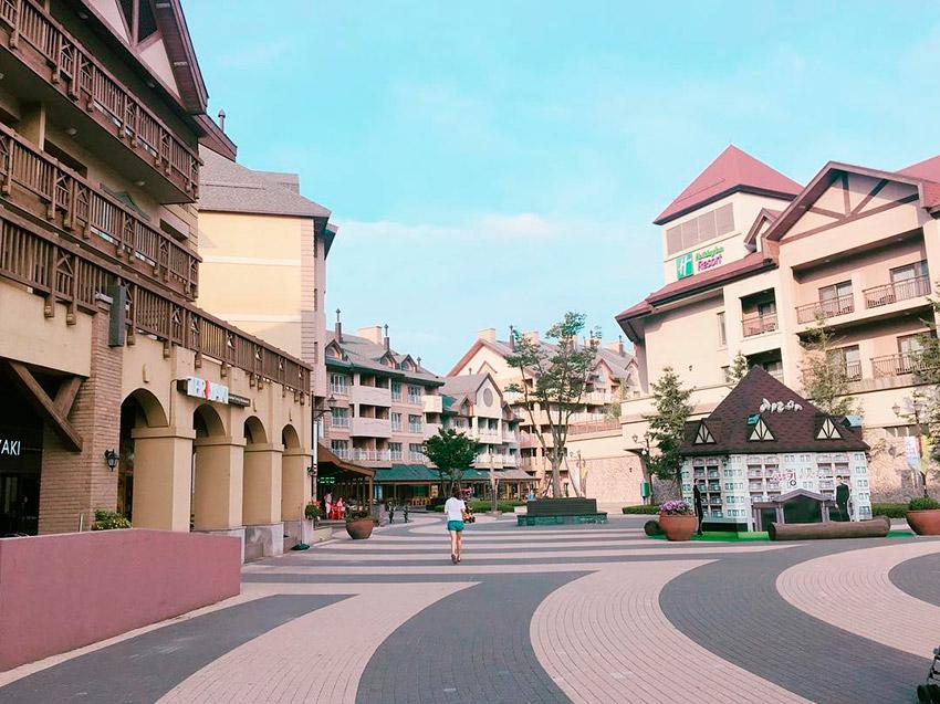 Hotel Holiday Inn Resort Alpensia Pyeongchang, no de los hoteles para los Juegos Olímpicos de Invierno