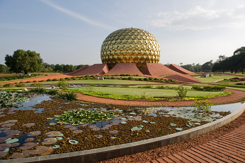 Ciudad de Auroville