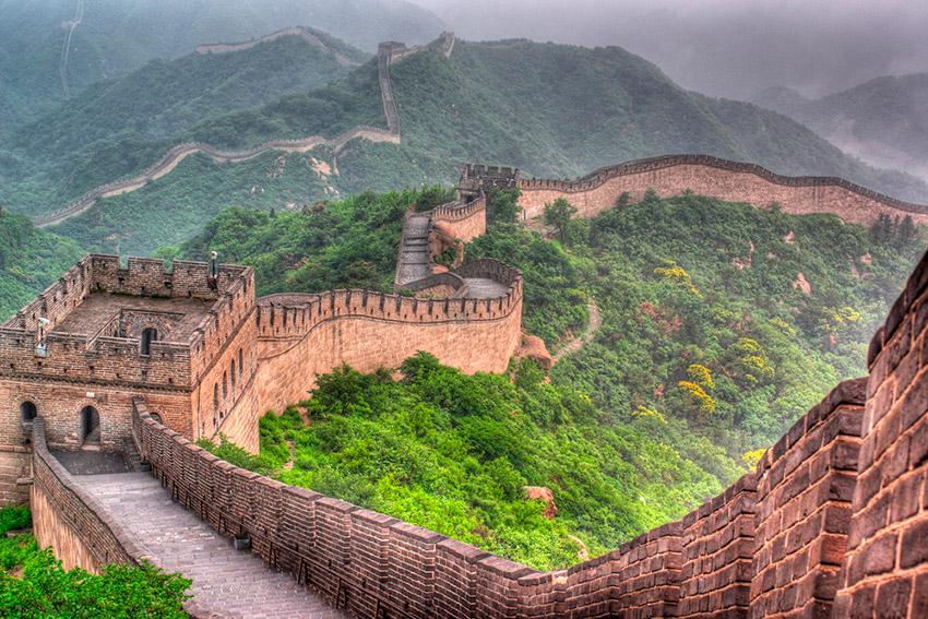 Las curiosidades sobre la Muralla China que debes descubrir