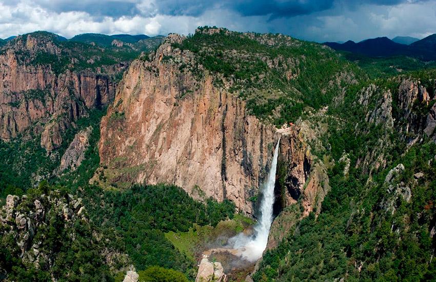 Maíz Blanco, una de las mejores cascadas de Chiapas