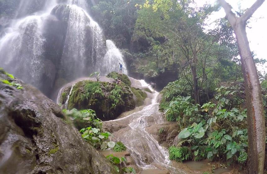 Aguacero, una de las mejores cascadas de Chiapas