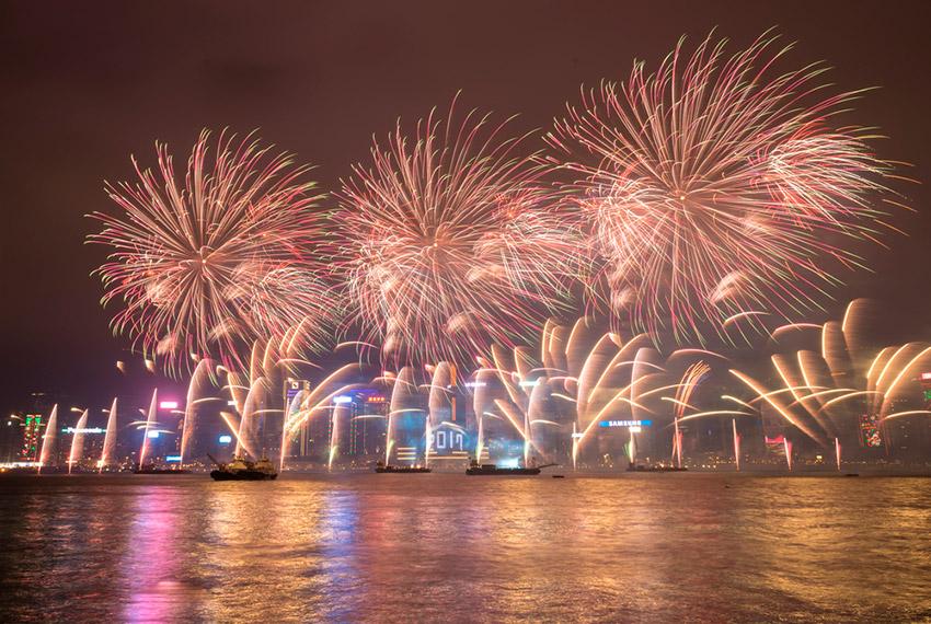 Hong Kong, una de las ciudades para vivir el Año Nuevo Chino