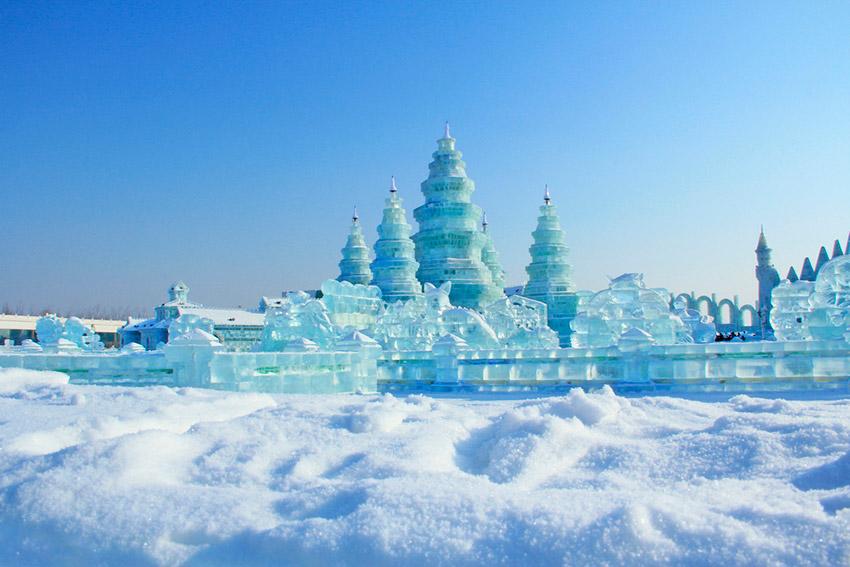 Harbin, una de las ciudades para vivir el Año Nuevo Chino