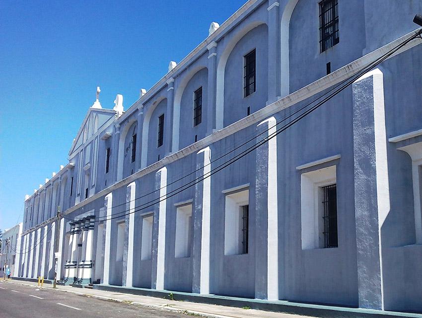 Ex Convento Betlehemita, uno de los ex conventos más bonitos de México