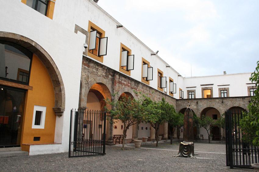 Ex Convento del Carmen, uno de los ex conventos más bonitos de México