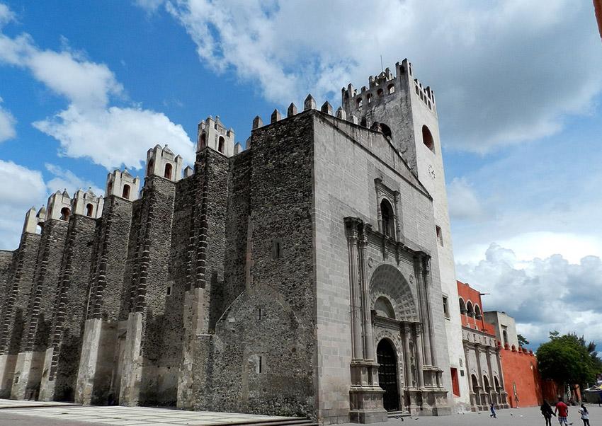 Ex Convento San Nicolás Tolentino, uno de los ex conventos más bonitos de México