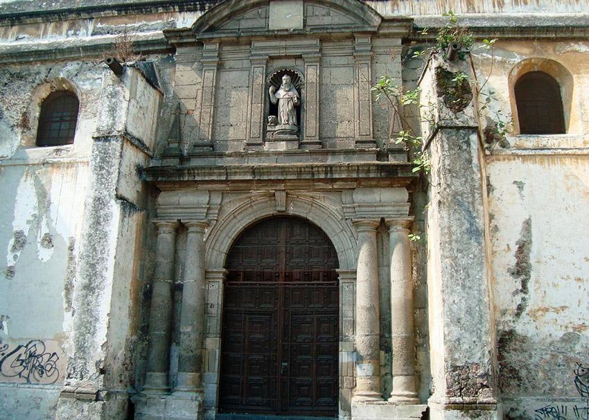 Ex Convento San Jerónimo, uno de los ex conventos más bonitos de México