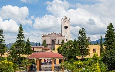 Los ex conventos más bonitos de México que debes visitar