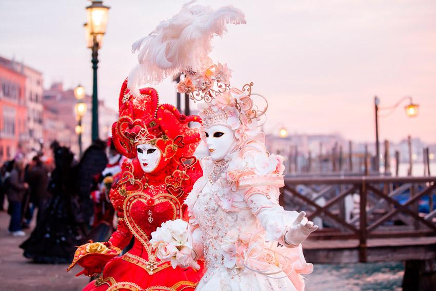 Carnaval de Venecia, uno de los mejores carnavales del mundo