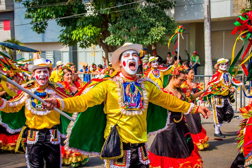 Carnaval de Barranquilla, uno de los mejores carnavales del mundo