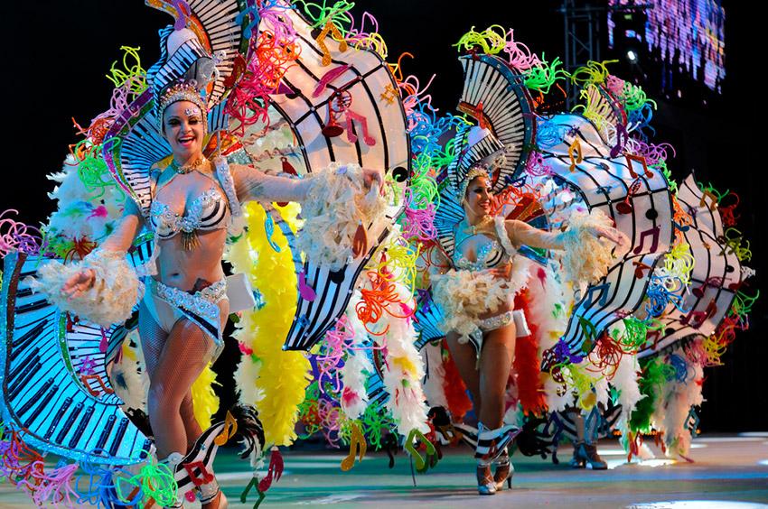 Carnaval de Santa Cruz de Tenerife, uno de los mejores carnavales del mundo