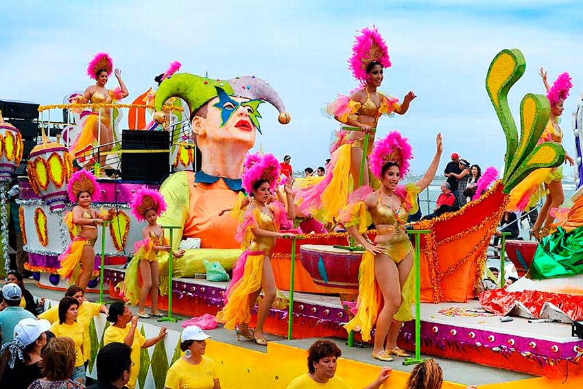 Carnaval de Veracruz, uno de los mejores carnavales del mundo