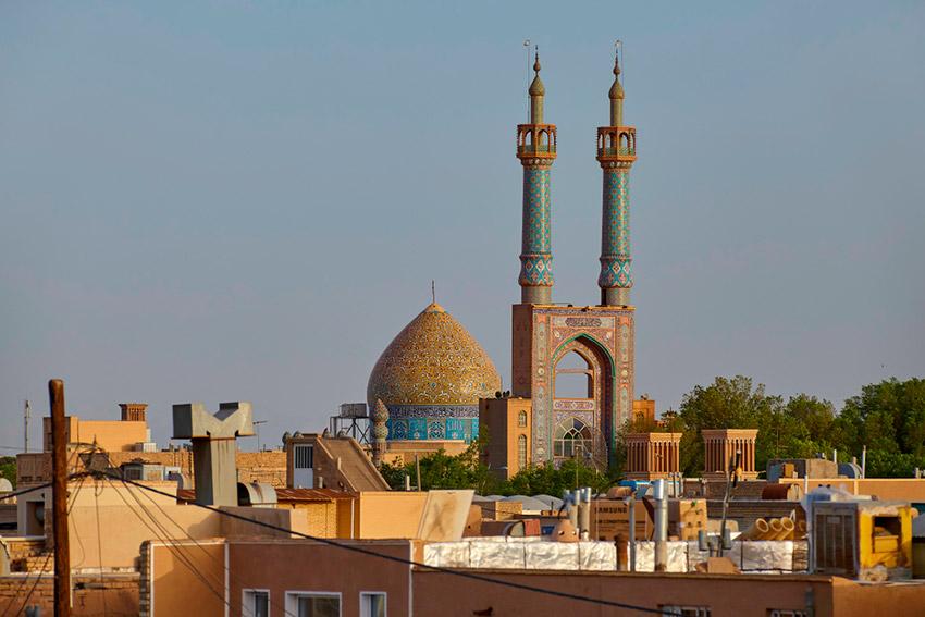 Iran, uno de los peores países para viajar solo